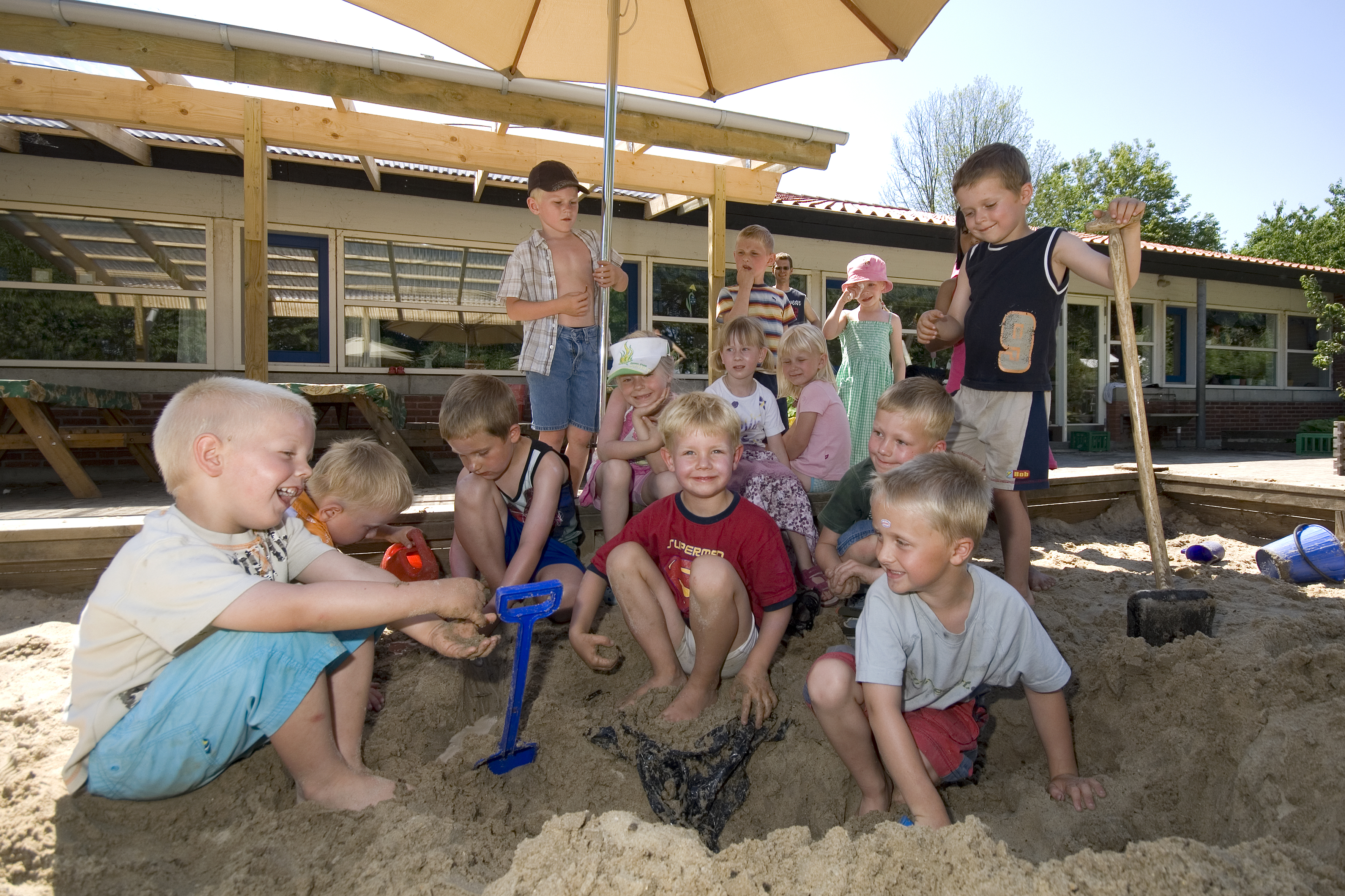 Childcare in Esbjerg